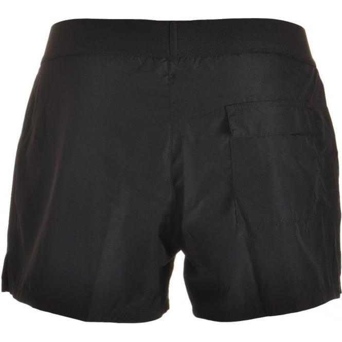 a7fbe23bbb Versace Apollo Short Swim Shorts Black