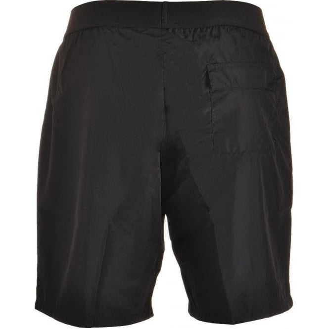 6a884ff75c Versace Apollo Swim Shorts Black
